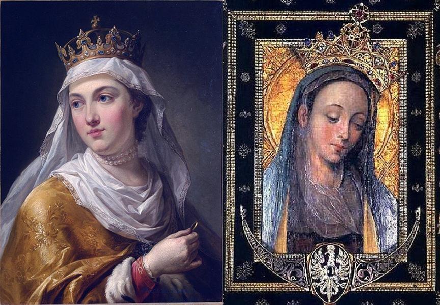 Jadwiga and Mary