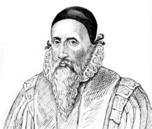 John Dee drawing