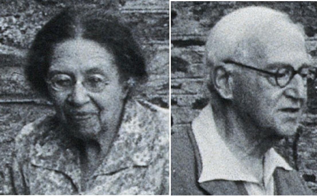 Singer Dorothea and Charles Wellcome V0027864.jpg
