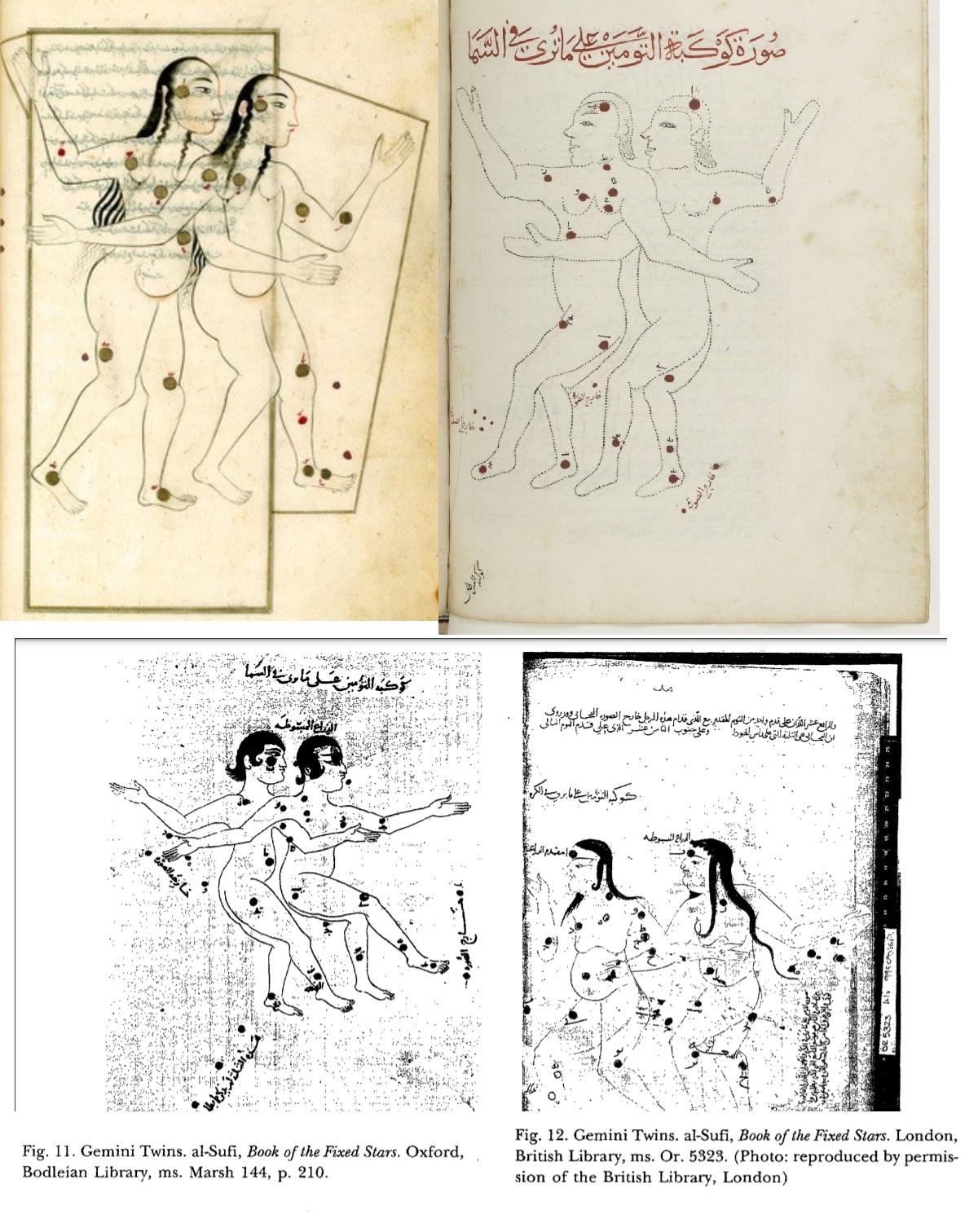 Al Sufi illustrated Gemini comparison for blog